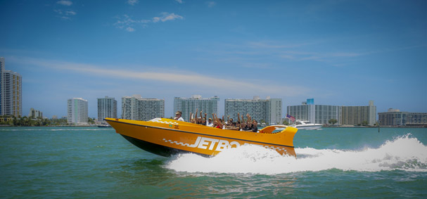Jet Boat 1