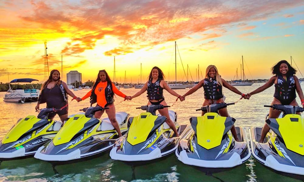 Jet Ski Rentals Miami