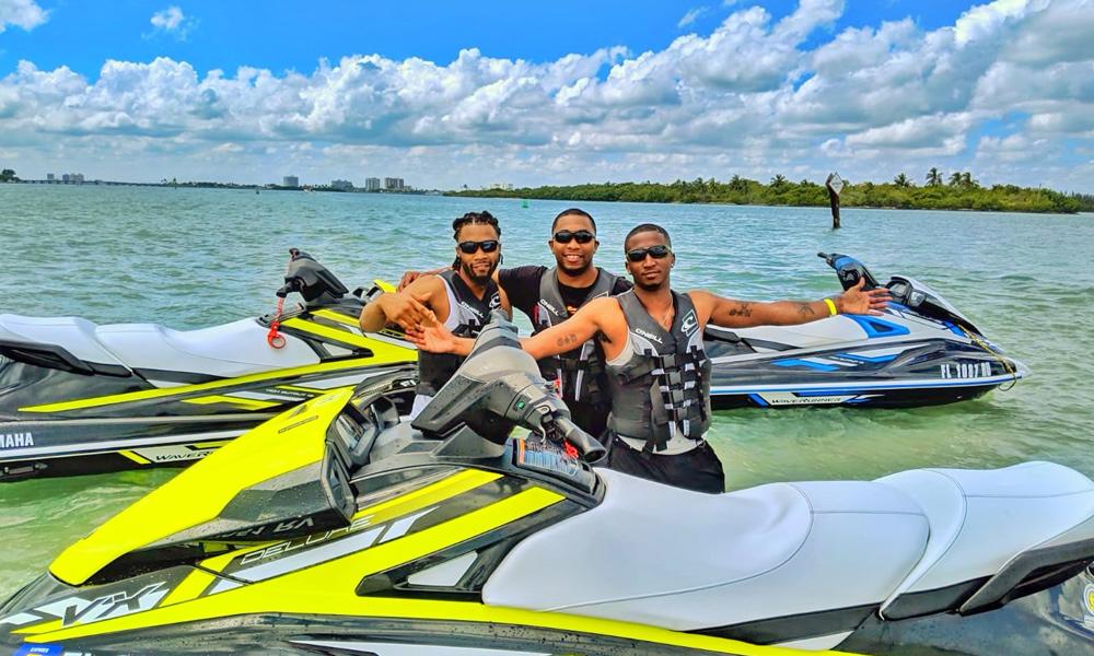 Jet Ski Tour Miami 02