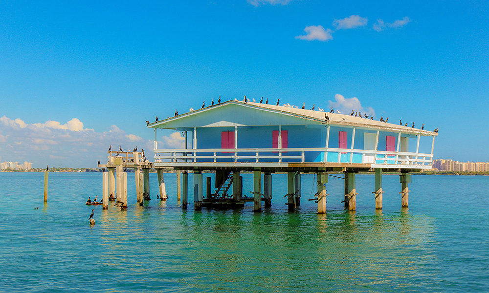 Lighthouses of Biscayne Bay 01